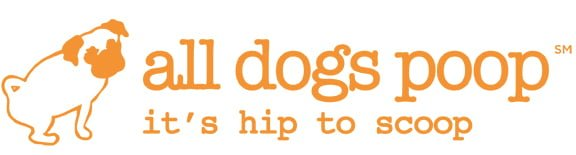 all dogs poop logo