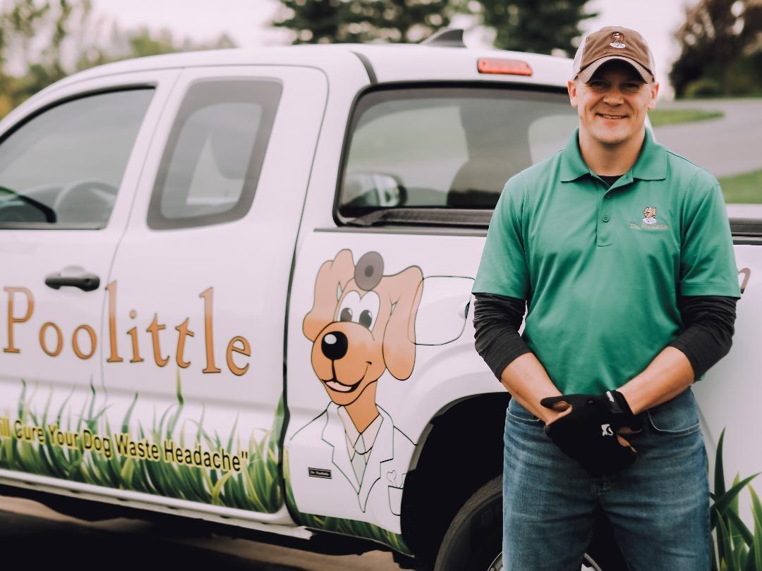 dr poolittle Minneapolis Minnesota dog poop removal